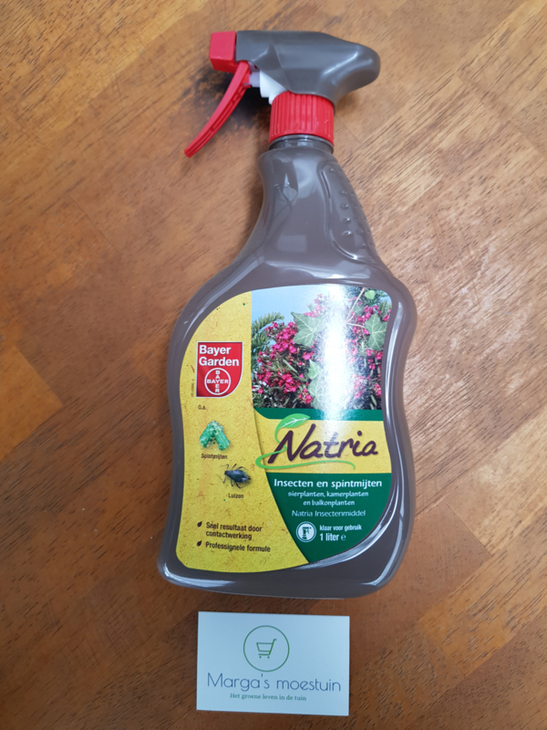Natria Insectenmiddel 1 liter sprayer