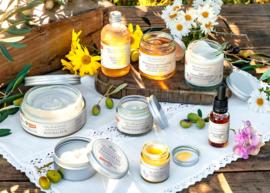 Natuurlijke verzorgingsproducten: gezonde voeding voor de huid