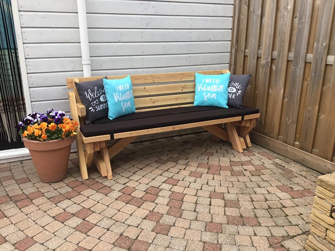 opvouwbare picknickbank