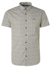 SHIRT SHORT SLEEVE ALL OVER PRINTED STRETCH No Excess 11420326