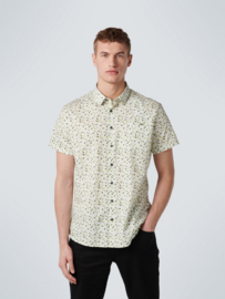 SHIRT SHORT SLEEVE ALL OVER PRINTED STRETCH No Excess 11420304
