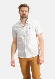 State of Art Regular fit overhemd met print 26411300