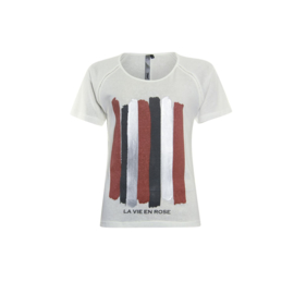 Poools t-shirt km 113165
