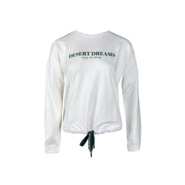 Elvira Casuals sweater (10121) E1 21-043 Desert