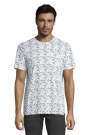 Tom Tailor t-shirts km 1026349