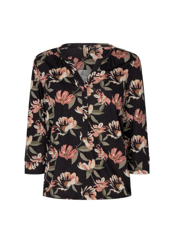 Soyaconcept t-shirt lm 25360 Felicity AOP 335