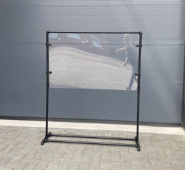 Horecascherm steigerbuis frame (verschillende maten)