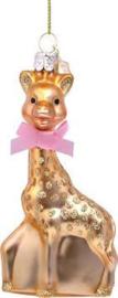 Sophie la giraffe roze