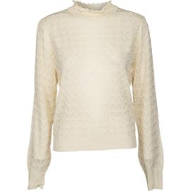 Venesa knit pullover