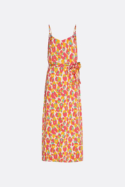 Sunset Cato dress - Loopy Leopard