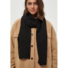 Rosalia scarf - black