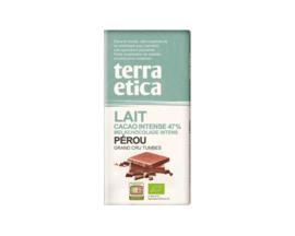 Chocolat au lait 47% Pérou