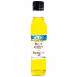 Huile d'olive au romarin (25cl)