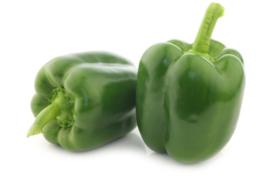Paprika groen (per 250g)