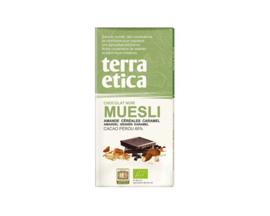 Pure chocolade muesli 65%