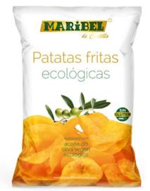 Chips met olijfolie (130g)