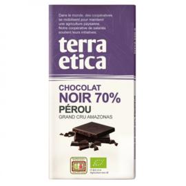 Pure chocolade 70% Peru