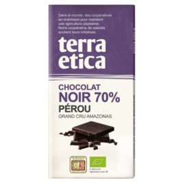 Chocolat noir 70% Pérou