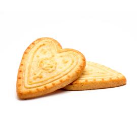 Coeurs en massepain cuit (par 100g)
