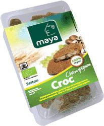 Croc champignon (2 pièces)