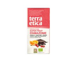 Chocolat noir camu camu acérola orange