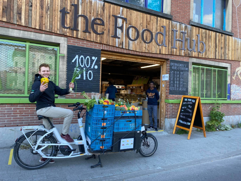 The Food Hub Molenbeek
