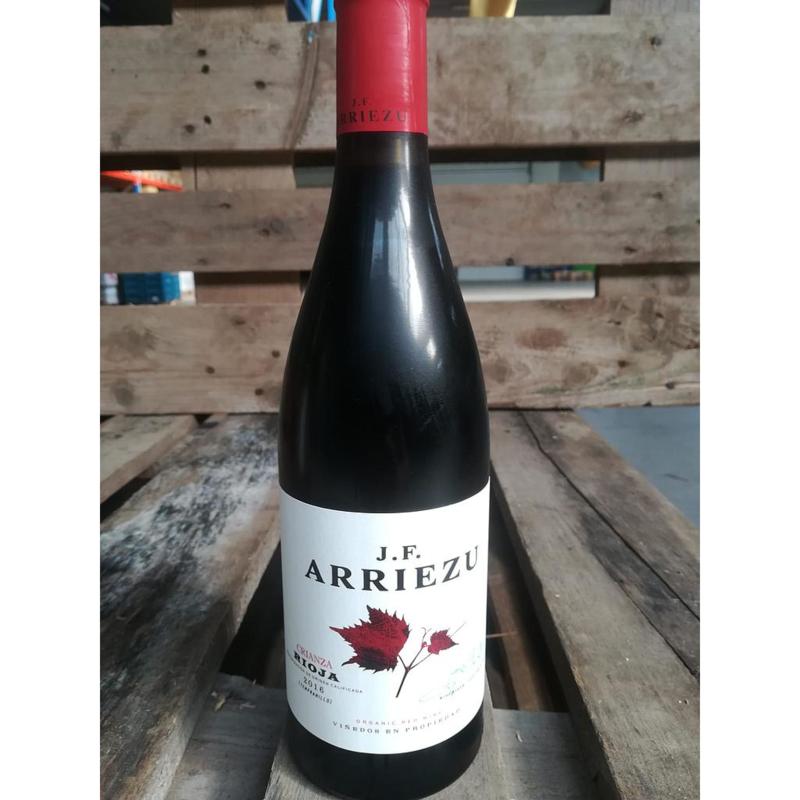Arriezu Rioja 2016 (75cl)