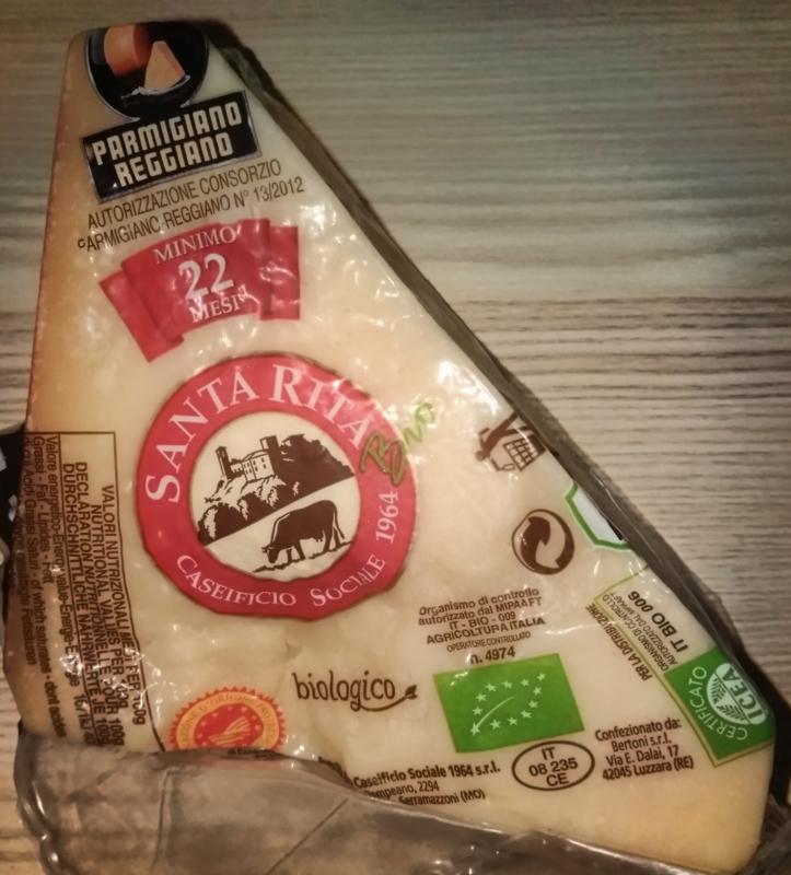 Parmezaanse kaas 22 maanden (per stuk)