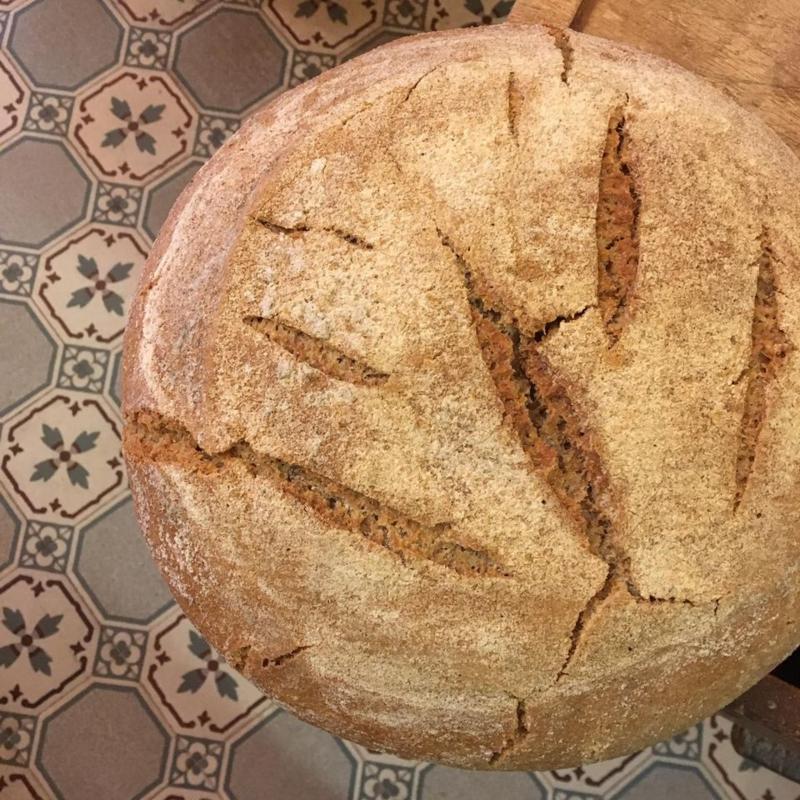 Brood spelt - desem (per 500g)