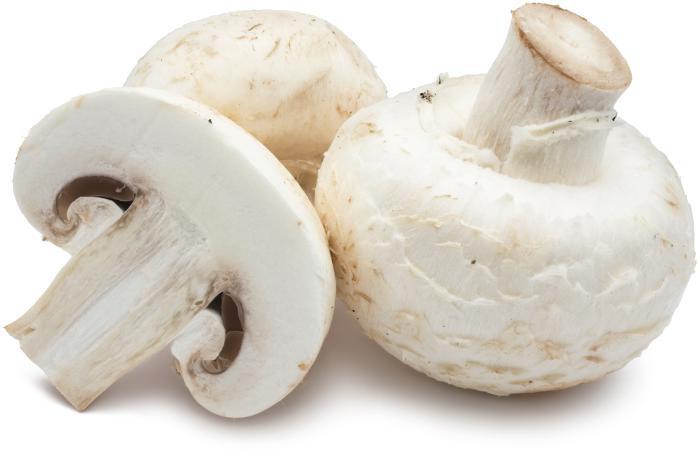 Witte champignon (per 500g)