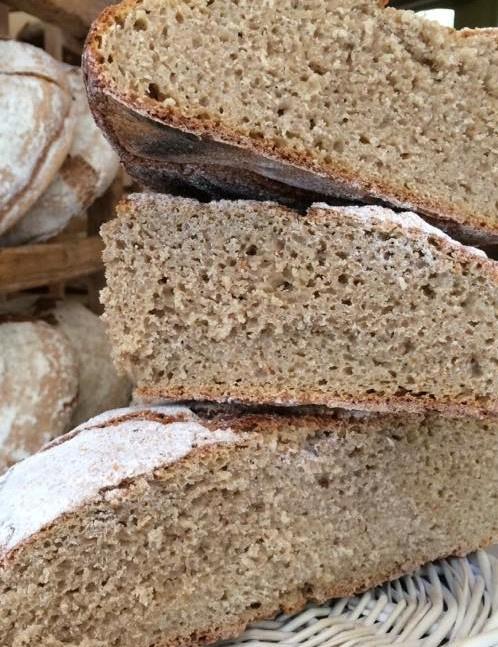 Brood tarwe - gist (per 500g)