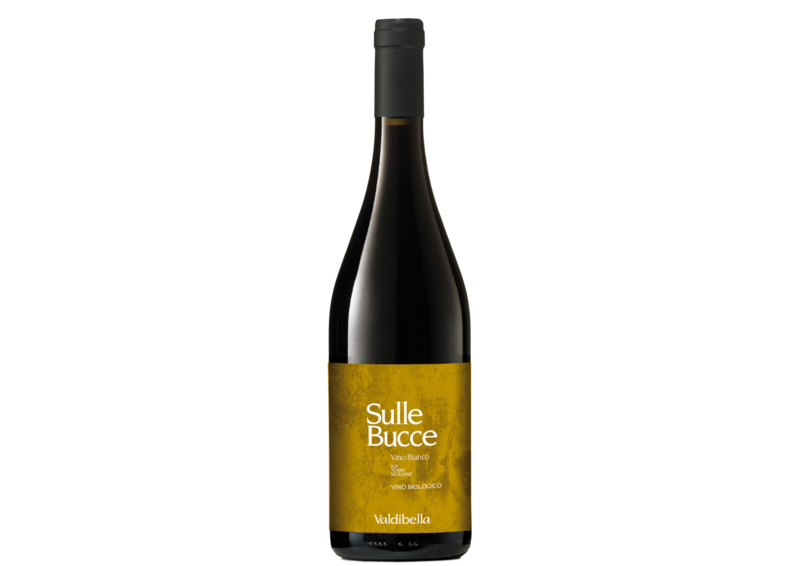 Grillo Sulle Bucce witte wijn (75cl)
