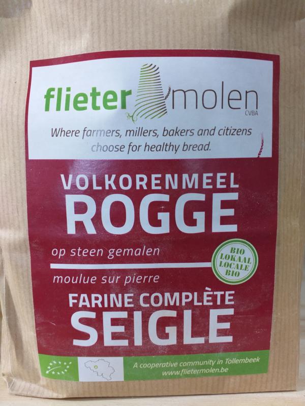 Farine complète seigle (1kg)