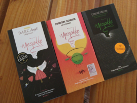 Honestly Pure Mesjokke Pakket (3-Pack)