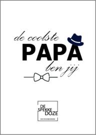 De coolste papa ben jij
