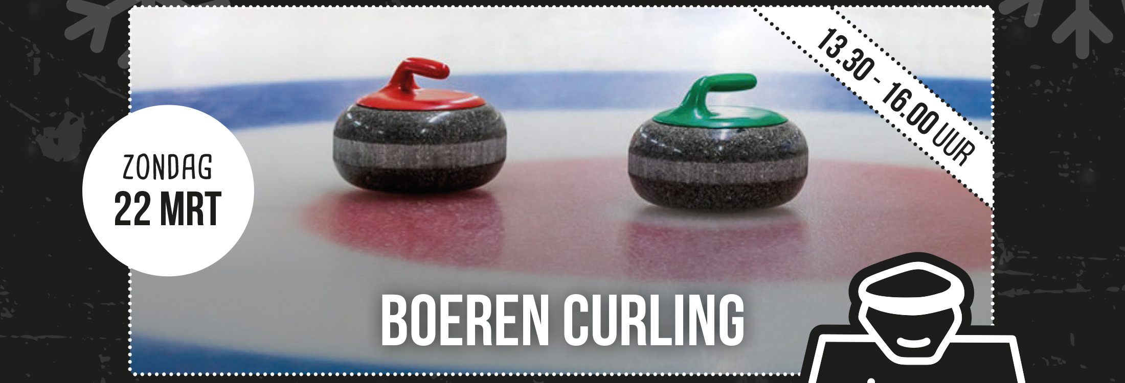 Curling - Zondagmiddag 2020