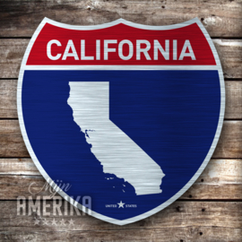 Interstate Sign California | aluminium