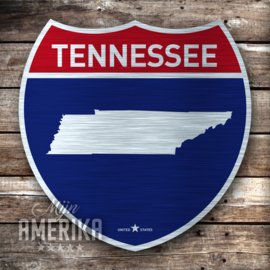 Interstate Sign Tennessee | aluminium