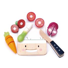 Tender leaf // Mini Chef Chopping Board