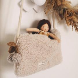 Gentil Coquelicot Paris // Kindertasje teddy
