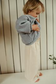 Millaw // Wide muslin pants