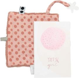 Snoozebaby // Giftset pink