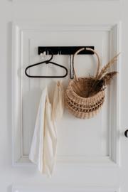 Meri-Lou // Wall basket 'Emilou' (naturel)