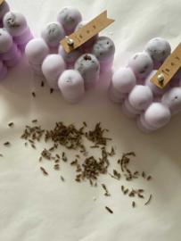 SoyHive // bubbelkaars lavendel