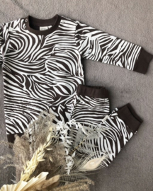 Little Indians // Pyjama zebra