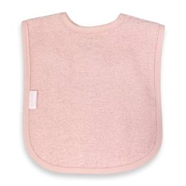 Slab met klittenband roze