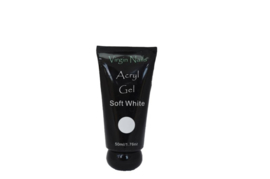 Soft White Acryl Gel