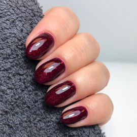 Burgundy Sparkle