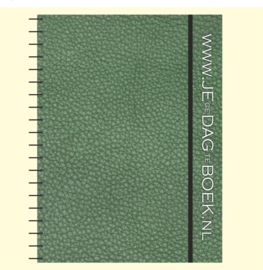 JEgeDAGteBOEK - business - groen