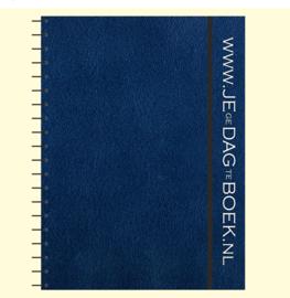 JEgeDAGteBOEK - business - blauw